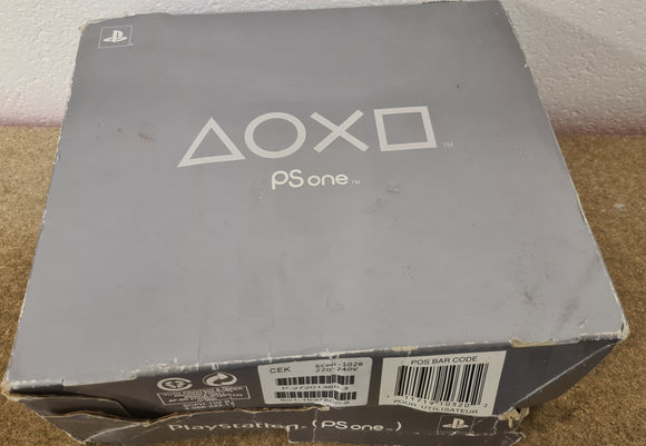 Boxed Sony Playstation 1 (PS1) PSOne Console SCPH 102B