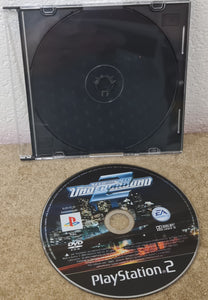 Need for Speed Underground 2 Sony Playstation 2 (PS2) Game Disc Only