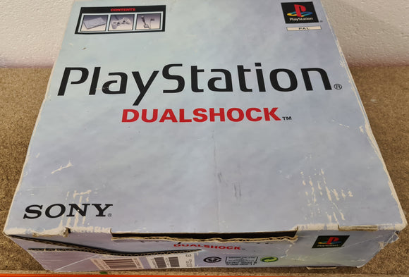 Boxed Sony Playstation 1 (PS1) Console SCPH 9002 with 1MB Memory Card