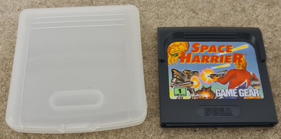 Space Harrier Sega GameGear Game Cartridge Only