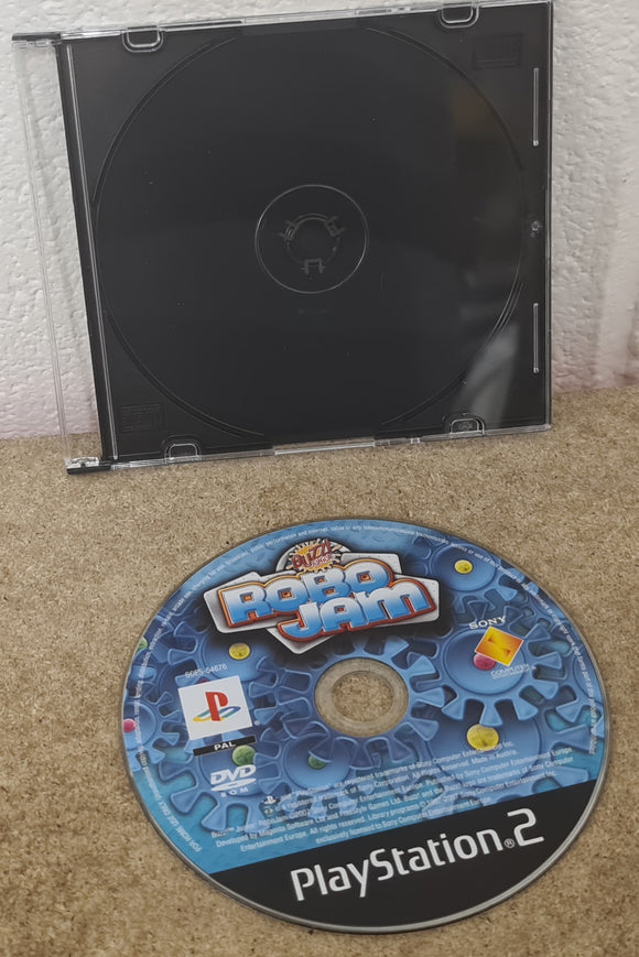 Buzz Junior Robojam Sony Playstation 2 (PS2) Game Disc Only