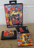 X-Men Sega Mega Drive Game