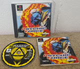 Psychic Force Sony Playstation 1 (PS1) Game