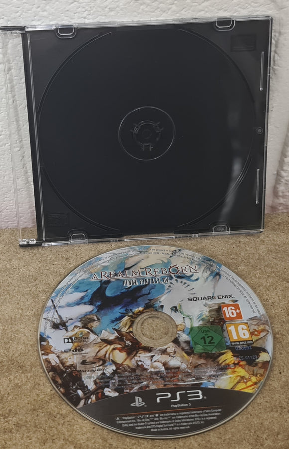 A Realm Reborn Final Fantasy XIV Sony Playstation 3 (PS3) Game Disc Only