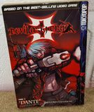 Devil May Cry 3 Code 1 Dante Book