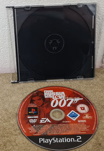 From Russia with Love Sony Playstation 2 (PS2) Game Disc Only