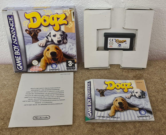 Dogz Nintendo Game Boy Advance Game
