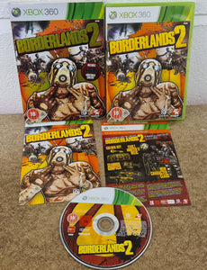 Borderlands 2 Microsoft Xbox 360 Game