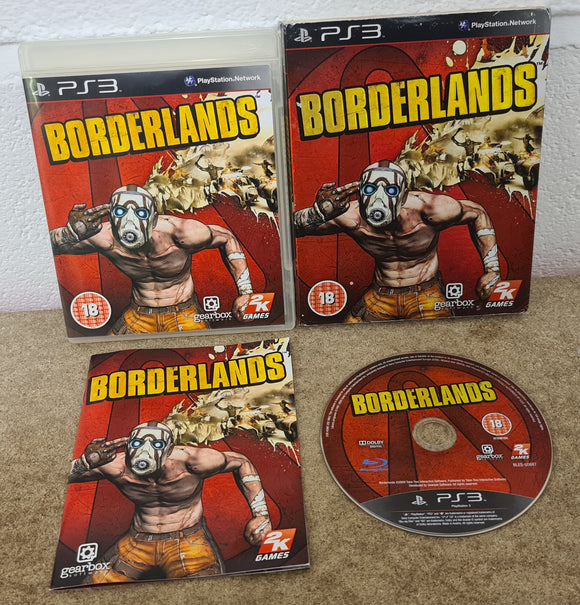 Borderlands Sony Playstation 3 (PS3) Game