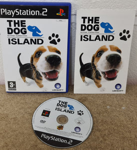 The Dog Island Sony Playstation 2 (PS2) Game