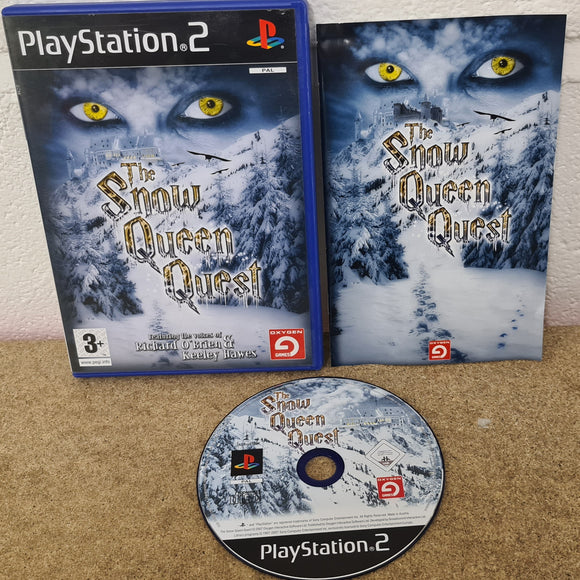 The Snow Queen Quest Sony Playstation 2 P(S2) Game