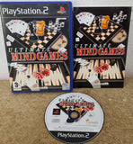 Ultimate Mind Games Sony Playstation 2 (PS2) Game