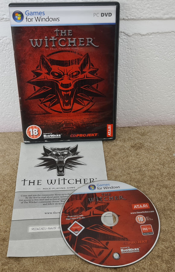 The Witcher PC Game