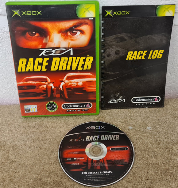 Toca Race Driver Microsoft Xbox Game