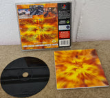 Explosive Racing Sony Playstation 1 (PS1) Game