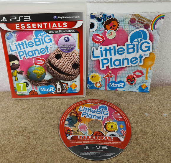Littlebigplanet Sony Playstation 3 (PS3) Game