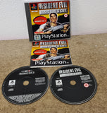 Resident Evil Directors Cut Sony Playstation 1 (PS1) Game
