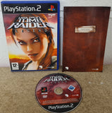 Lara Croft Tomb Raider Legend Sony Playstation 2 (PS2) Game