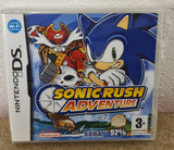 Brand New and Sealed Sonic Rush Adventure Nintendo DS Game