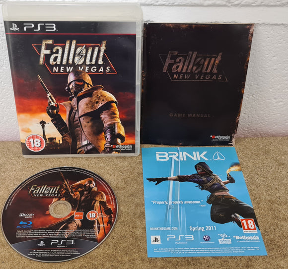 Fallout New Vegas Sony Playstation 3 (PS3) Game