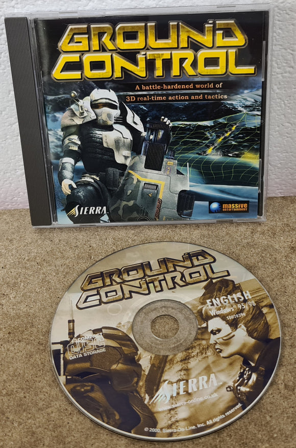 Ground Control PC Game