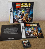 Lego Star Wars The Complete Saga (Nintendo DS) game