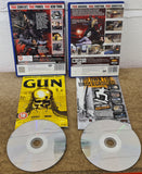 True Crime New York City & Streets of L.A. Sony Playstation 2 (PS2) Game Bundle