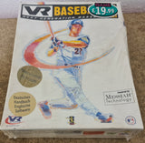 Brand New and Sealed VR Baseball 2000 PC RARE Game