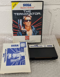 The Terminator Sega Master System Game