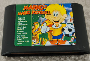 Marko's Magic Football Sega Mega Drive Game Cartridge Only