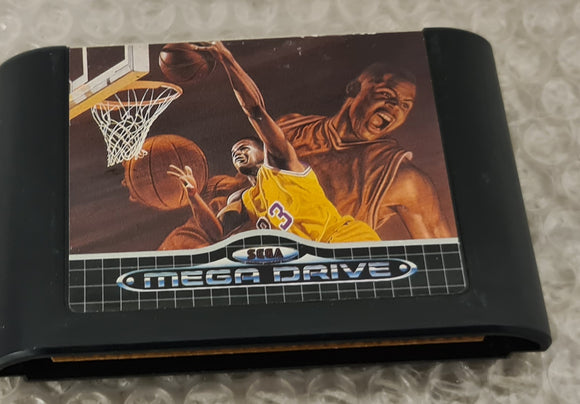 Super Real Basketball Sega Mega Drive Game Cartridge Only