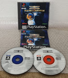 Command & Conquer Retaliation Sony Playstation 1 (PS1) Game