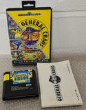 General Chaos RARE Black Label Sega Mega Drive Game