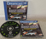 Iron Aces Sega Dreamcast Game