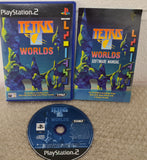 Tetris Worlds Sony Playstation 2 (PS2) Game