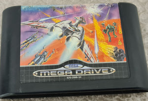 Galaxy Force II Sega Mega Drive Cartridge Only