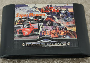 Mega Games 3 Sega Mega Drive Game Cartridge Only