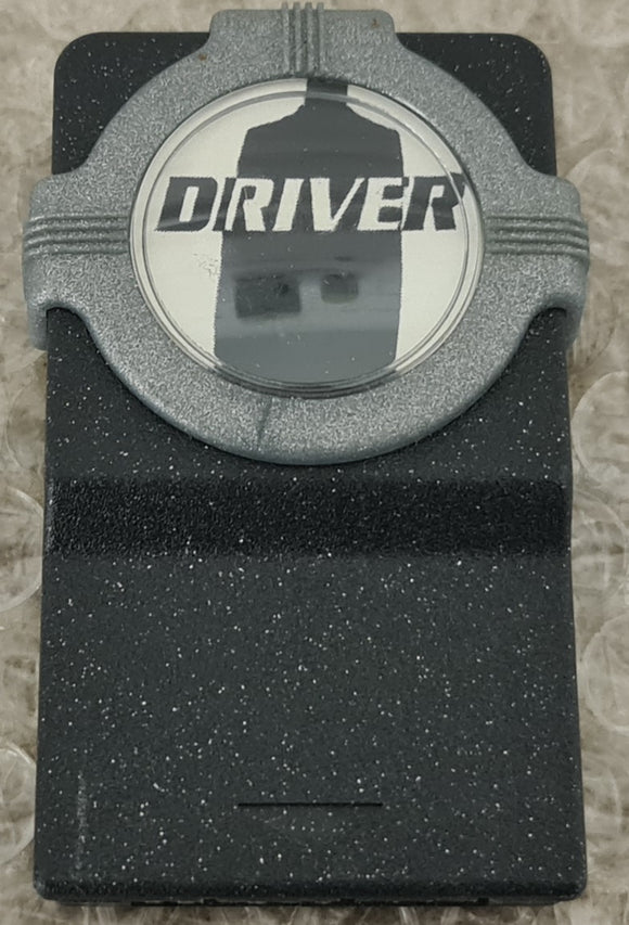 Official Driver Memory Card Sony Playstation 1 (PS1) RARE Accessory