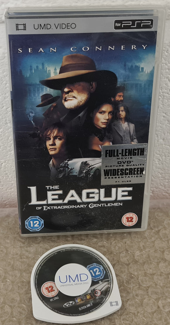 The League of Extraordinary Gentlemen Sony PSP UMD