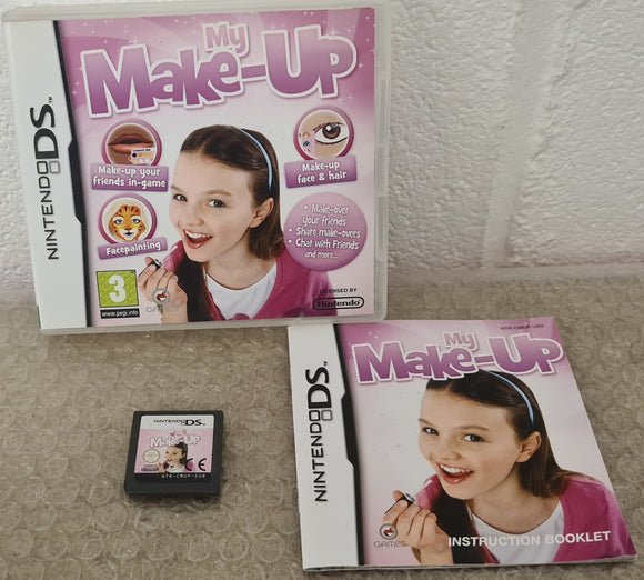 My Make-Up Nintendo DS Game