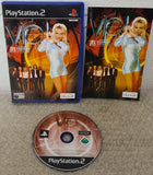 V.I.P Starring Pamela Anderson Sony Playstation 2 (PS2) Game