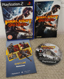 Final Fight Streetwise Sony Playstation 2 (PS2) Game