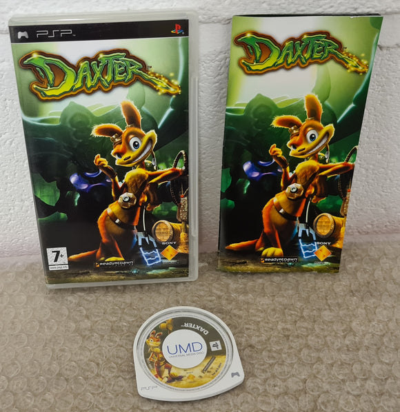 Daxter Sony PSP Game
