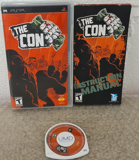 The Con Sony PSP Game