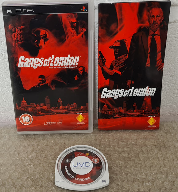 Gang's of London Sony PSP Game