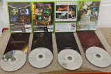 Tomb Raider X 4 Microsoft Xbox 360 Game Bundle