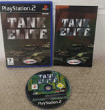 Tank Elite Sony PlayStation 2 (PS2) Game