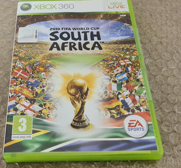 Brand New and Sealed 2010 Fifa World Cup South Africa Microsoft Xbox 360 Game