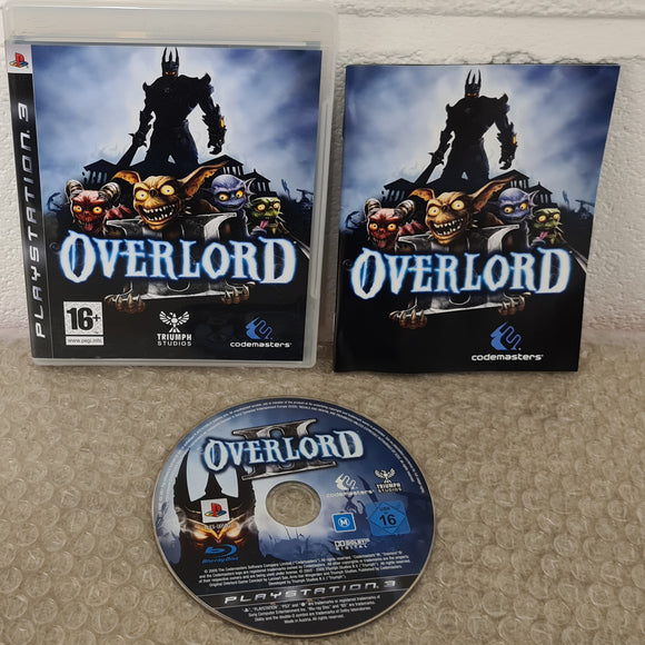 Overlord II Sony Playstation 3 (PS3) Game