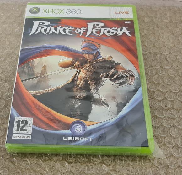 Brand New and Sealed Prince of Persia Microsoft Xbox 360 Game